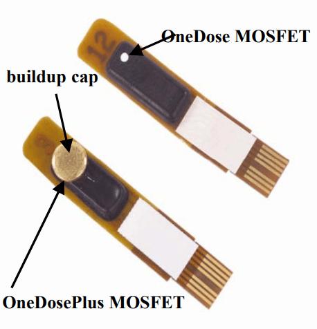 Unbiased MOSFET